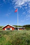 κατακόρυφος summerhus Στοκ Φωτογραφίες