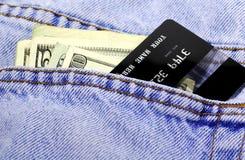 Κατανάλωση χρημάτων Στοκ Φωτογραφία