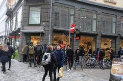 Καταναλωτής με το πρότυπο sply-320 δυτικών παπουτσιών Kenny Στοκ φωτογραφία με δικαίωμα ελεύθερης χρήσης