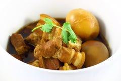 καταπληκτικά τρόφιμα Ταϊλανδός Στοκ εικόνες με δικαίωμα ελεύθερης χρήσης