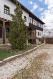 Καταπληκτική άποψη του μοναστηριού Arapovo Αγίου Nedelya, Βουλγαρία Στοκ εικόνες με δικαίωμα ελεύθερης χρήσης