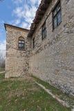 Καταπληκτική άποψη του μοναστηριού Arapovo Αγίου Nedelya, Βουλγαρία Στοκ Εικόνες