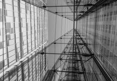 Καταπληκτική αρχιτεκτονική στο Canary Wharf - οικονομική περιοχή Londons - ΛΟΝΔΙΝΟ - ΜΕΓΑΛΗ ΒΡΕΤΑΝΊΑ - 19 Σεπτεμβρίου 2016 Στοκ φωτογραφίες με δικαίωμα ελεύθερης χρήσης
