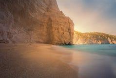 καταπληκτική παραλία στοκ εικόνα με δικαίωμα ελεύθερης χρήσης