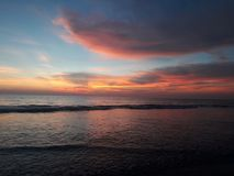Καταπληκτική παραλία Varca, Goa Στοκ φωτογραφία με δικαίωμα ελεύθερης χρήσης