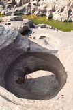 καταπληκτικός βράχος Στοκ φωτογραφίες με δικαίωμα ελεύθερης χρήσης
