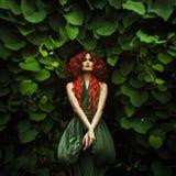 Καταπληκτικές κοκκινομάλλεις γυναίκες μόδας Στοκ εικόνες με δικαίωμα ελεύθερης χρήσης