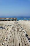 Καταπληκτικές παραλίες Dhermi, Αλβανία Στοκ Εικόνες