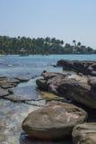 Καταπληκτική άποψη από τη θάλασσα μπανγκαλόου στοκ εικόνες