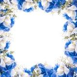 Καταπληκτική νεράιδα πεταλούδων των λουλουδιών Στοκ Εικόνα