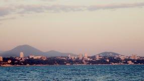 Καταπληκτικός Καύκασος Στοκ εικόνα με δικαίωμα ελεύθερης χρήσης
