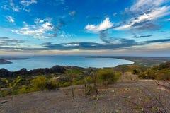 Καταπληκτικός κόλπος Antsiranana, Μαδαγασκάρη Στοκ Εικόνες