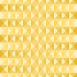 Καταπληκτικό ζωηρόχρωμο χρυσό εκλεκτής ποιότητας γεωμετρικό σχέδιο Στοκ Εικόνες