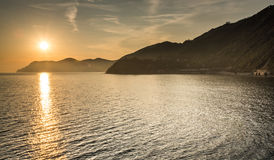καταπληκτικό ηλιοβασίλ&ep Στοκ Φωτογραφίες