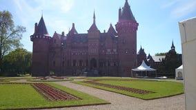 Καταπληκτικό κάστρο στοκ φωτογραφία