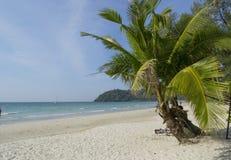 Καταπληκτικό νησί που χαλαρώνει την Ταϊλάνδη στοκ εικόνα με δικαίωμα ελεύθερης χρήσης