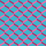 Καταπληκτικό σχέδιο στοιχείων λαϊκός-τέχνης μπλε εκλεκτής ποιότητας γεωμετρικό Στοκ εικόνα με δικαίωμα ελεύθερης χρήσης