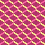 Καταπληκτικό σχέδιο στοιχείων λαϊκός-τέχνης ρόδινο εκλεκτής ποιότητας γεωμετρικό Στοκ φωτογραφίες με δικαίωμα ελεύθερης χρήσης