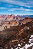 Καταπληκτικό τοπίο στο μεγάλο εθνικό πάρκο φαραγγιών, Αριζόνα, ΗΠΑ Στοκ Εικόνα