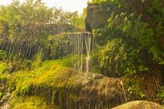 Καταρράκτες Άνδρου Ένας όμορφος τουριστικός προορισμός στο νησί Άνδρου στην Ελλάδα στοκ φωτογραφία με δικαίωμα ελεύθερης χρήσης