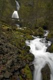 καταρράκτες βουνών Στοκ Εικόνες