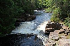 Καταρράκτες ποταμών διαβόλων Στοκ Εικόνες