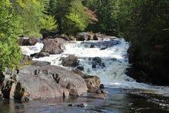 Καταρράκτες ποταμών διαβόλων Στοκ φωτογραφίες με δικαίωμα ελεύθερης χρήσης