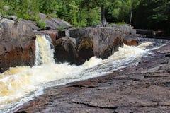 Καταρράκτες ποταμών Doncaster Στοκ Φωτογραφία