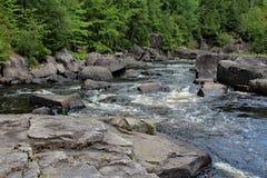 Καταρράκτες ποταμών Doncaster Στοκ εικόνα με δικαίωμα ελεύθερης χρήσης