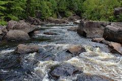 Καταρράκτες ποταμών Doncaster Στοκ φωτογραφίες με δικαίωμα ελεύθερης χρήσης