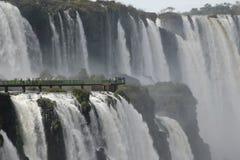 Καταρράκτες στην Αργεντινή στοκ φωτογραφία με δικαίωμα ελεύθερης χρήσης