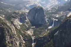 Καταρράκτες του εθνικού πάρκου Yosemite Στοκ φωτογραφίες με δικαίωμα ελεύθερης χρήσης