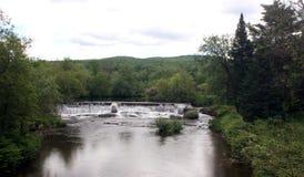 Καταρράκτες του ποταμού Sutton στοκ εικόνα
