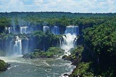 Καταρράκτες Iguazu, Misiones, Αργεντινή Στοκ Εικόνα