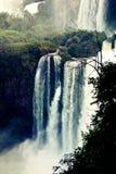 Καταρράκτες Iguazu, Misiones, Αργεντινή Στοκ Φωτογραφίες