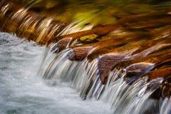 Καταρράκτης βουνών Στοκ φωτογραφία με δικαίωμα ελεύθερης χρήσης