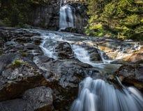 Καταρράκτης βουνών Στοκ εικόνες με δικαίωμα ελεύθερης χρήσης