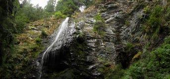 Καταρράκτης βράχου βουνών forast Στοκ Εικόνα