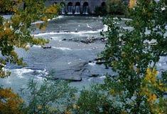 καταρράκτης γεφυρών Στοκ φωτογραφίες με δικαίωμα ελεύθερης χρήσης