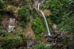 Καταρράκτης επτά αδελφών στο Sikkim, Ινδία Στοκ φωτογραφίες με δικαίωμα ελεύθερης χρήσης