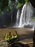 Καταρράκτης, Καμπότζη Στοκ φωτογραφία με δικαίωμα ελεύθερης χρήσης