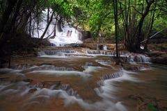Καταρράκτης λουριών Chong Dai Στοκ εικόνα με δικαίωμα ελεύθερης χρήσης