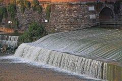 Καταρράκτης ποταμών Arno στοκ φωτογραφίες