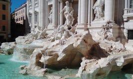 Καταρράκτης στη Ρώμη Στοκ Φωτογραφία
