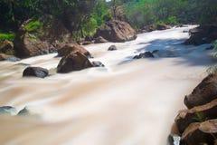 Καταρράκτης στο βουνό στο Βιετνάμ Στοκ φωτογραφίες με δικαίωμα ελεύθερης χρήσης
