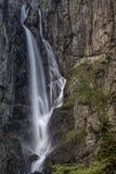 Καταρράκτης στο βουνό Στοκ εικόνα με δικαίωμα ελεύθερης χρήσης