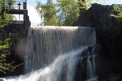 Καταρράκτης Στοκ εικόνες με δικαίωμα ελεύθερης χρήσης