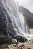 Καταρράκτης Alomere σε Καλιφόρνια Στοκ φωτογραφία με δικαίωμα ελεύθερης χρήσης