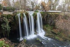 Καταρράκτης Duden, Antalya Στοκ Εικόνες