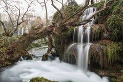 Καταρράκτης Duden, Antalya Στοκ Εικόνα